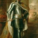 Петр I, Кенсингтонский дворец и знаменитый портрет