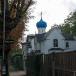 Православный храм на Harvard Road